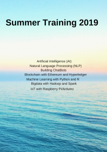 Summer Training 2019